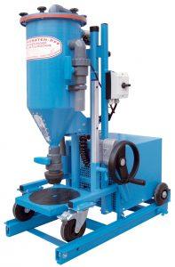 Máquina para el llenado de extintores PFF-FLIPP-EK(H)