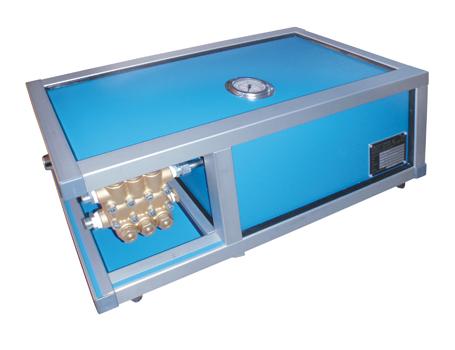 Máquina para el transvase de CO2 portátil, modelo KU3