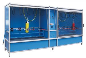 Instalación para la prueba de alta y baja presión estacionaria, modelo HD-ND5+5