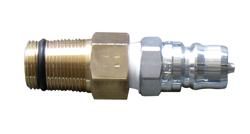Adaptador de alta presión - rosca CO2