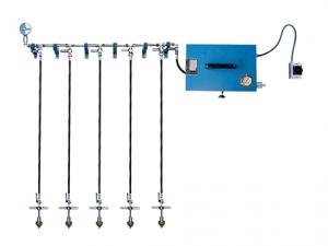 Máquina para la prueba hidráulica de baja presión - modelo NDW-5