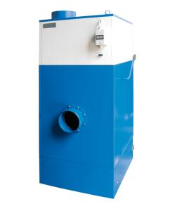 Sistema de aspiración para la máquina ARM-1800-A