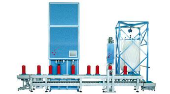 Estaciones de llenado para fabricantes
