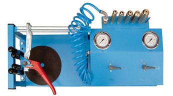 Máquinas de trasvase de nitrógeno